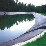 1.5Mm PEAD impermeables impermeables Geomembrana HDPE Liner 60 mils