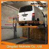 セリウムのガレージの自動車ディーラー2のデッキ車の駐車装置