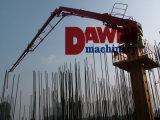 Distribuindo rotativo do Braço de colocação de betão para a construção de estrutura hidráulica Redonda Aplicação