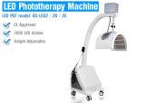 Reducción de arrugas profundas PDT Bio-Light LED los aparatos de terapia para la clinica de belleza