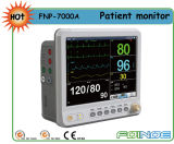 Pm7000A CE Aprovado 12,1 Inch Multi Parameter Handheld Patient Monitor