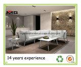 Muebles de Exterior/Interior sofá modular con Textilene blanco