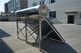 Energia Solar pressurizada com aquecimento Solar Keymark EN12976