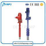 Melhor qualidade de combate a incêndio de turbina vertical da bomba eléctrica de água com preço barato