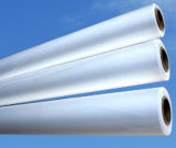 Transparentes PET Aluminiumblatt-schützender Plastikfilm