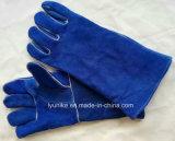 14' синий сварочных работ рабочие перчатки класса Bc