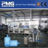 Machine de remplissage de l'eau de 5 gallons et chaîne de production
