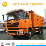 Shacman D'a largo 6X4 336HP 35t de 20m3 de camión volquete de minería de datos