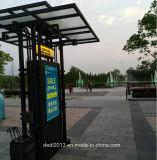 soporte al aire libre 42 ' 46 '' 50 '' 55 '' 60 ' 65inch que hace publicidad de la visualización del LCD
