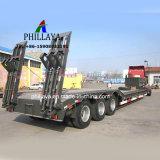 [لووبد] سرير منخفضة ثقيلة آلة نقل شاحنة [سمي] [لووبد] جيش مقطورة