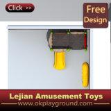 Оборудование спортивной площадки занятности прочных детей напольное (X1501-4)