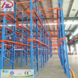 Выборочный склад для хранения оптовой стеллажа для поддонов