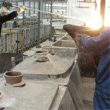 Linea di produzione completa del processo perso del pezzo fuso della gomma piuma