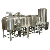 équipement de brassage de bière 30bbl utilisé Nano avec UL