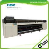 Docan 3.2m 넓게 광고 물자 UV 인쇄 기계를 구르 에 구르십시오