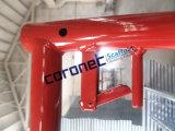 L'ANSI ha certificato la camminata ricoperta polvere attraverso l'impalcatura del blocco per grafici con la serratura canadese (CSWTCL)