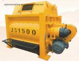Js 시리즈 쌍둥이 샤프트 구체 믹서 Js750, Js500, Js1000. Js1500