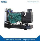 500kVA super leises Volvo Dieselgenerator-Set mit Druckluftanlasser-Zustimmung
