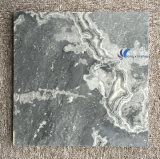 Aangepaste Natuurlijke Grijze/Witte Marmeren Tegel