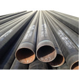 Ipn8710 3PE большего диаметра антикоррозионная спираль стальной трубопровод