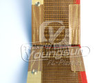 Teflonüberzogenes Fiberglas-geöffnetes Ineinander greifen-Gewebe-Förderband