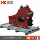 Exkavator 11-16ton zerteilt seitlichen Typen hydraulischen Unterbrecher-Hammer Soosan Sb50