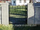 Ultimi portelli dell'acciaio o del ferro del metallo di disegno retro