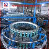 Machine à tricoter circulaire pour la fabrication de sac tissée par pp