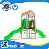 Apparatuur van de Speelplaats van de Structuur van de Spelen van de Speelplaats van het Vermaak van jonge geitjes de Openlucht Openlucht (YL55485)