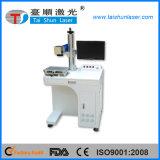De ISO Goedgekeurde 20W Laser die van de Vezel van het Metaal Machine merken