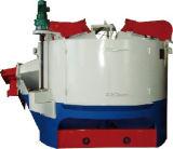 Tipo máquina de Turnable de la eficacia alta del chorreo con granalla