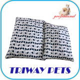 Souple et confortable coussin de chien de velours de corail (WY161096)
