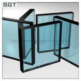 """vetro """"float"""" libero di vetro tinto & riflettente di 4mm-19mm per la parete divisoria"""