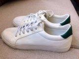 Turnschuh-beiläufige und bequeme Segeltuch-Form-Mann-Schuhe