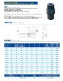 Tipo accoppiamento flessibile della prugna della pompa dell'accoppiatore dell'accoppiamento elastico