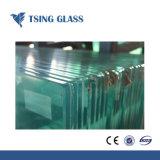 명확한 청동색 4.38-42.30mm 또는 우유 또는 녹색 회색 분홍색 또는 파란 Tempered 박판으로 만들어진 유리