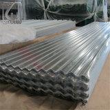 0.23mmの厚さのGIの波形の鋼鉄屋根ふきシート
