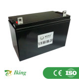 Navulbare LiFePO4 Battery 12V 100ah Deep Cycle Lithium Ion Battery voor Zonnestelsel, LED Light, E Bike