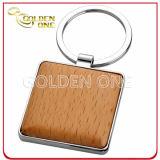 Dê Away Cheap Assorted Design Engravable Wooden Key Chain