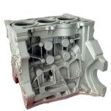 차를 위한 알루미늄 엔진 바디 주물 주거 부속