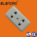Surface Duplex Convinience Outlet 10A 250V (AE7002)