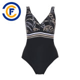 New Style Sexy Fashion Patterned Bikini Swimwear Lady
