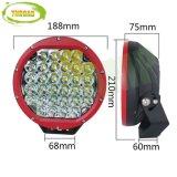 indicatore luminoso di azionamento rosso del tondo LED di 160W 8inch con CREE LED