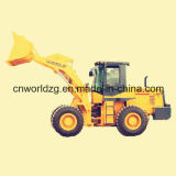 3ton Shovel Loader met 10ton Tipper Load