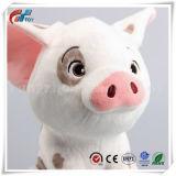 USA Hotsale farcies jouets animaux du zoo de porc de séance