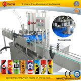 Strumentazione ad alta velocità del cucitore della latta di alluminio