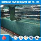 山東Binzhouの工場HDPEのバージンの反紫外線バルコニーの日曜日の陰のネット