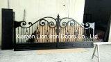 Barriere di sicurezza eccellenti del ferro saldato di disegno del cancello del ghisa di Qualtity