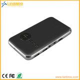Connexion sans fil d'écran de projecteur tenu dans la main avec Smartphone androïde /iPhone/PC/Tablet