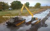 Grosse Kapazitäts-amphibischer Exkavator/Wasserlöffelbagger-Exkavator
